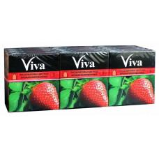 Блок презервативов Viva Цветные ароматизированные №36 (12 пачeк по 3 шт)