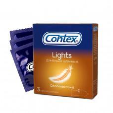 Презервативы Contex №3 Lights