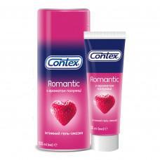 Комплект гель-смазок Contex Romantic ароматизированный 100+30 мл