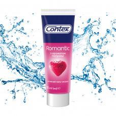 Гель-лубрикант Contex Romantic ароматизированный 30 мл