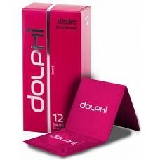 Презервативы Dolphi NEW Desire (Warm&Cool) №12 разогревающие и пролонгирующие