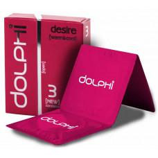 Презервативы Dolphi NEW Desire (Warm&Cool) №3