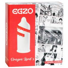 Презервативы EGZO Red 1шт