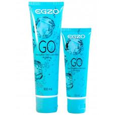Гель EGZO GO 100+50 мл охлаждающий с пролонгирующим эффектом
