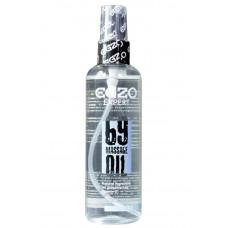 Массажное масло EGZO Успокаивающее Pleasure с ароматом жасмина и корицы 100мл