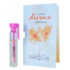 Пробник духов с женскими феромонами Elegant divine 2мл