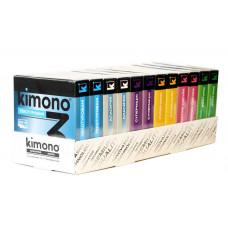 Блок презервативов Kimono №36 (12 пачек по 3шт)