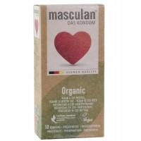 Презервативы Masculan ORGANIC 10шт
