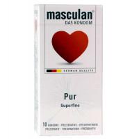 Презервативы Masculan PUR 10шт