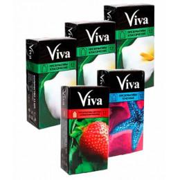 Ассорти комплект Viva №60 (5 разных пачек по 12 шт)