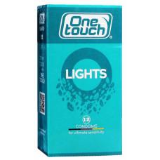 Презервативы ONE TOUCH Lights №12