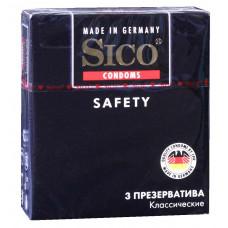 Презервативы Sico safety Классические №3