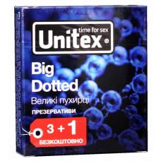 Презервативы Unіtex №4 Bіg Dotted Большие точки