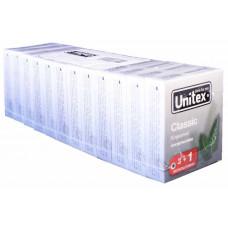 Блок презервативов Unіtex №48 Classіc Классические