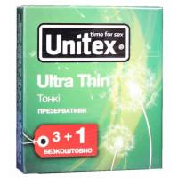 Презервативы Unіtex №4 Ultra Thіn Ультратонкие