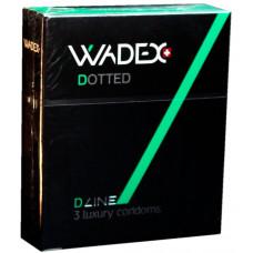 Презервативы WADEX №3 Dotted